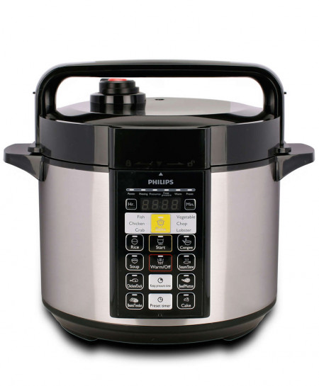 Philips Computerized Electric Pressure Cooker HD2136