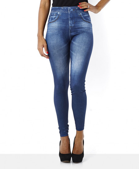 Slim Lift Caresses Jeans