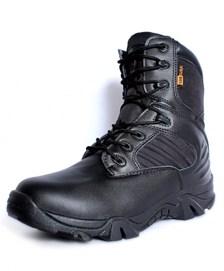 Delta Tactical Black Boots DR-152