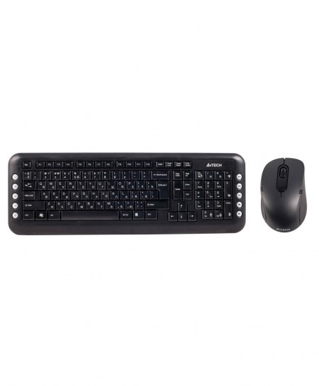 A4Tech Wireless Keyboard And Mouse 7200N