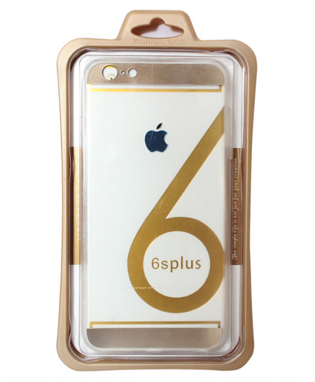 Iphone 6 Plus Golden High Quality Protective Case