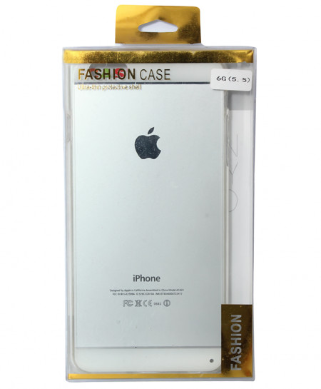 Iphone 6G Silver Ultra Thin Protective Shell Case