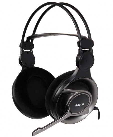 A4tech Headphone With Stick Mic HS100