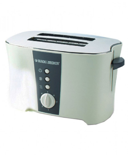 Black And Decker 2 Slice Toaster ET-122