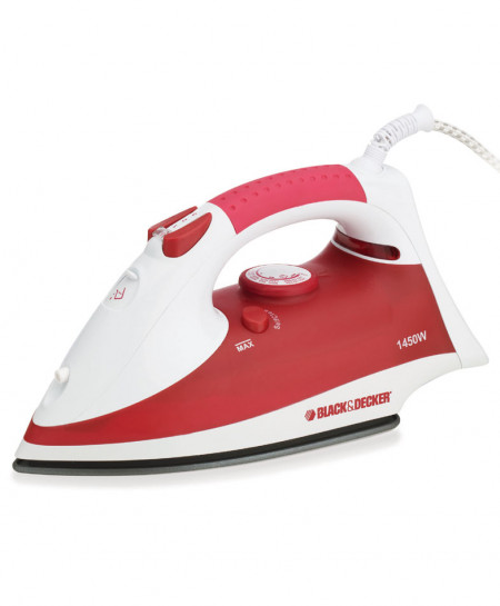 Black And Decker Steam Iron X750R