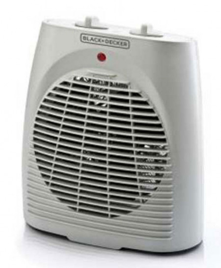 Black And Decker Vertical Fan Heater HX290