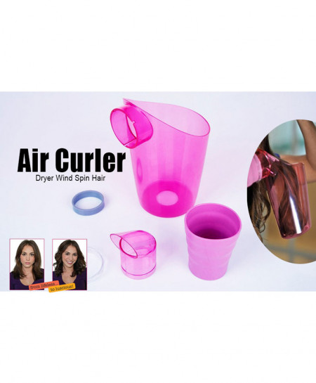 Air Curler Dryer Wind Spin Hair