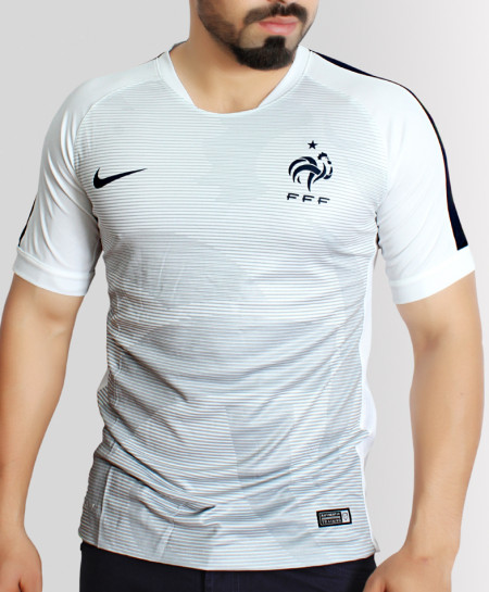 France National Team Style Football T-Shirt MS-6528