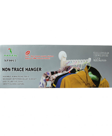 pack of 2 Non-Trace Hanger