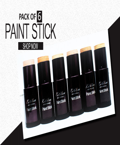 Pack Of 6 Paint Sticks KT-7019
