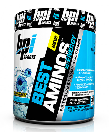 BPI Sports Best Amino W-Energy