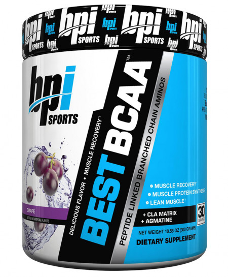 BPI Sports Best Bcaa Dietary Supplement
