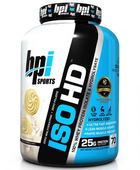 BPI Sports ISO-HD Supplement