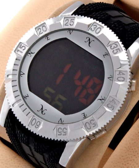 NEV 1005 Colorful LED Digital Watch