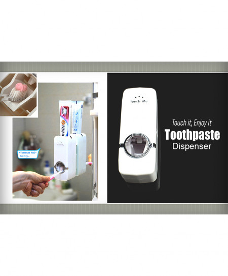 Tooth Paste Dispenser MB-060