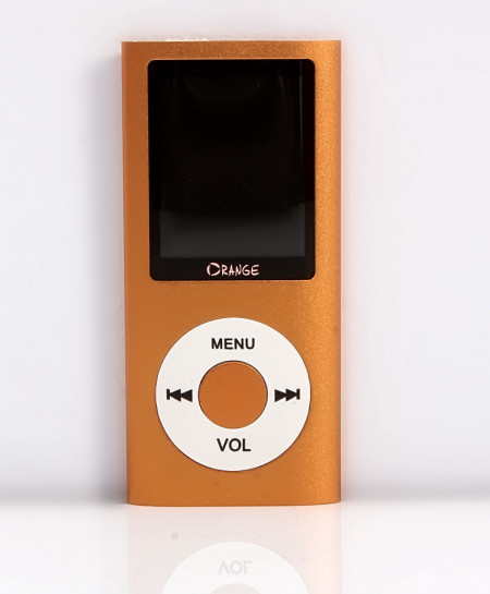 Orange MP3 Player
