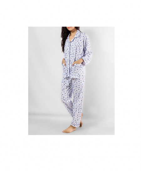 Espico Stylish Cotton Night suit