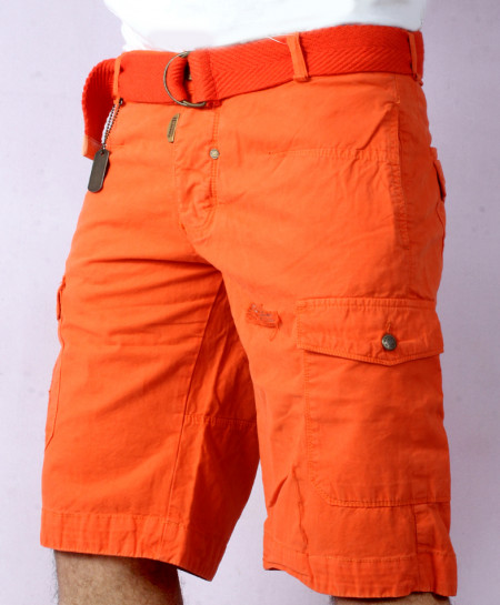 Mandrine 6 Pocket Mens Cargo Shorts MST-588