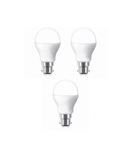 Pack Of 3 LED Energy Savers Bulb OM-5166