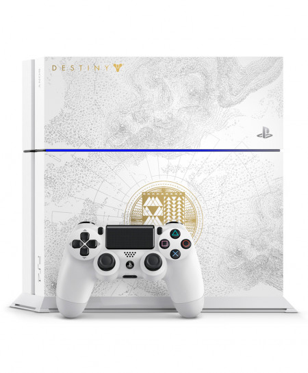 PlayStation 4 Console 500GB Destiny The Taken King Limited Edition Bundle