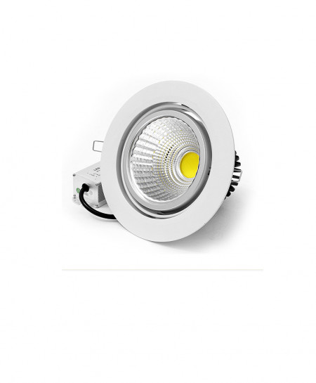 Pack Of 3 LED Stylish Cob Downlight OM-5174