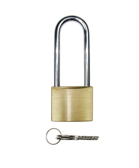 Pack Of 2 Long Rood Padlock OM-5182