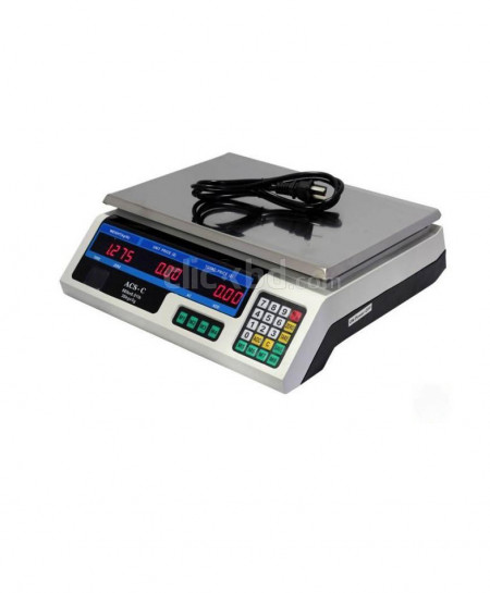 Electronic Digital Stylish Scale OM-5191