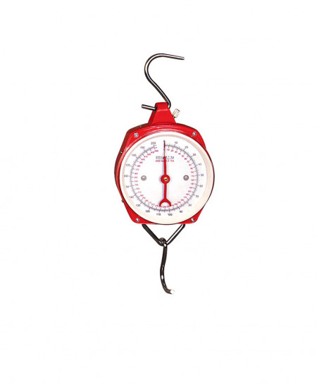 200 kg Mechnical Fishing Hanging Scale OM-5196