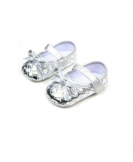 Sliver Baby Stylish Shoes AM-227