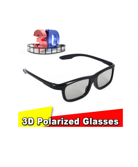 Pack Of 3 3D Polarized Glasses