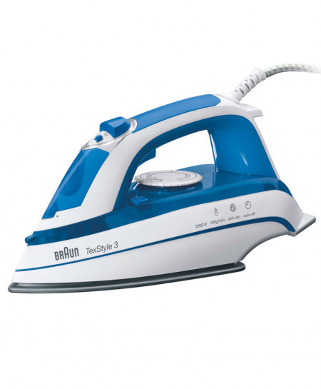 Braun Steam Iron TS355A