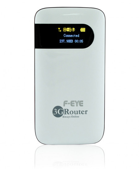 3G Wifi Portable Wireless Router iVital