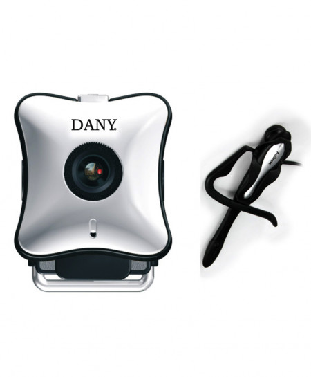 Dany RC-902 8 Mega Pixels Webcam