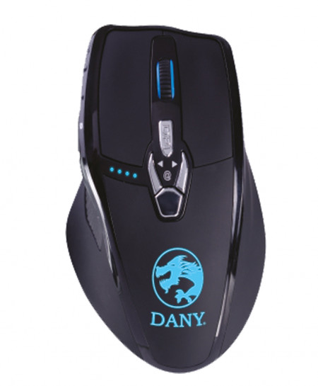 Dany G6000 Challenger Gaming Mouse
