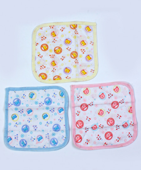 Pack Of 3 Stylish Printed Towel