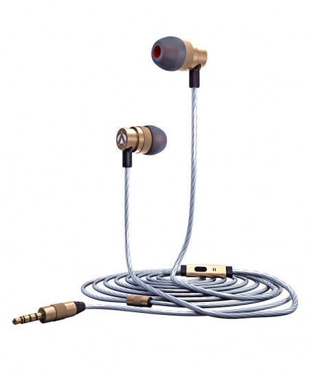 Audionic Classic Gold 8 Earphones