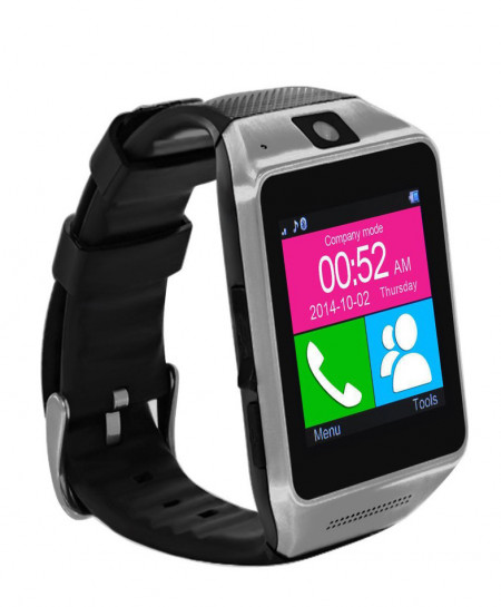 Android Bluetooth iOS Gsm Smart Watch DZ09 Black CZ-13