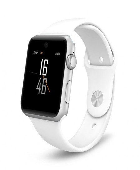 Android Bluetooth IOS With Gsm Smart Watch W08 White