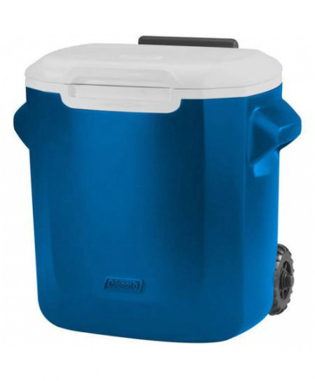 Coleman 16 QT Personal Wheeled Cooler Blue
