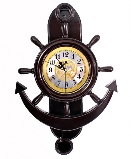 Luster Anchor pendulum Style Clock WC-743