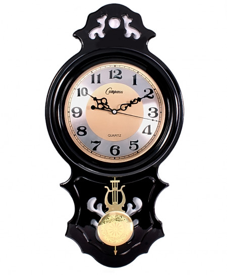 Round Antique Shaped Pendulum Clock WC-744