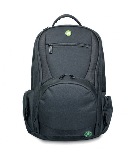 Black Port Design Laptop Backpack