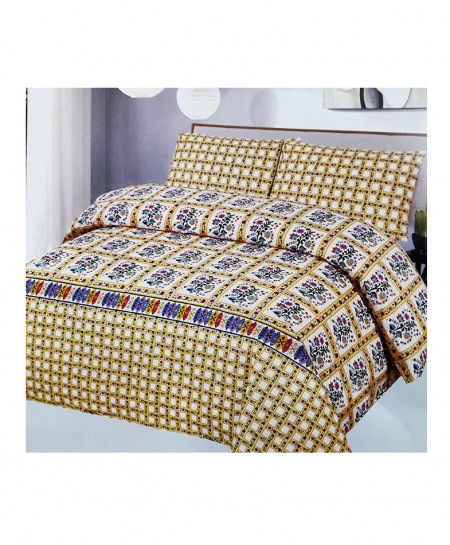 Multi Color New Style Cotton Bedsheet SY-365