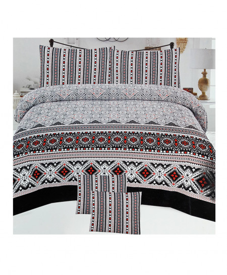 MultiColor New Trendy Style Cotton Bedsheet SY-389