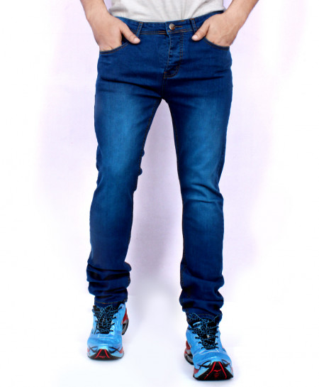 Blue Stylish Jeans SF-028