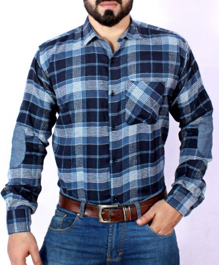 Blue Falalen Shirt PSM-004