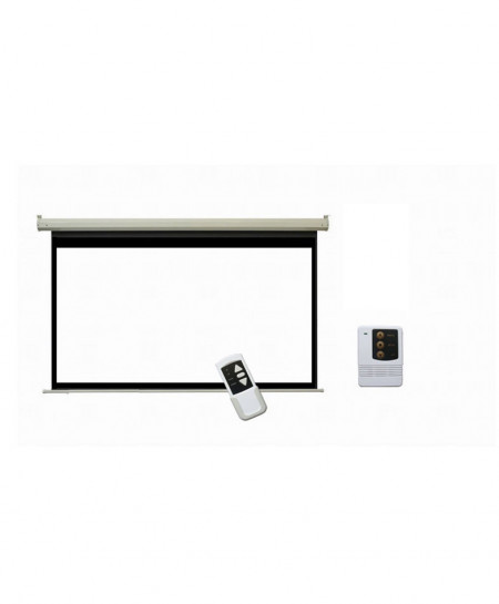 Projector Screen 5Ft X 5Ft 84 Inch 4:3MW Speed-X CZ-147
