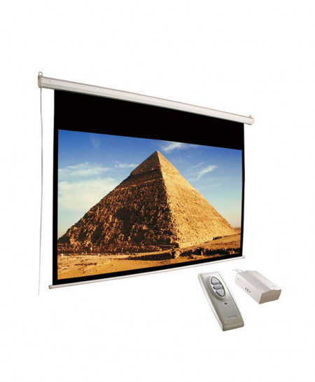 Projector Screen 8Ft x 10Ft 150 Inch 4:3MW Speed CZ-151