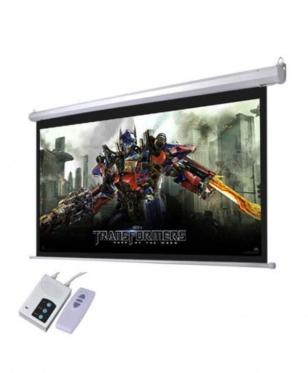 Projector Screen 9Ft X 12Ft 180 Inch 4:3MW Speed CZ-152