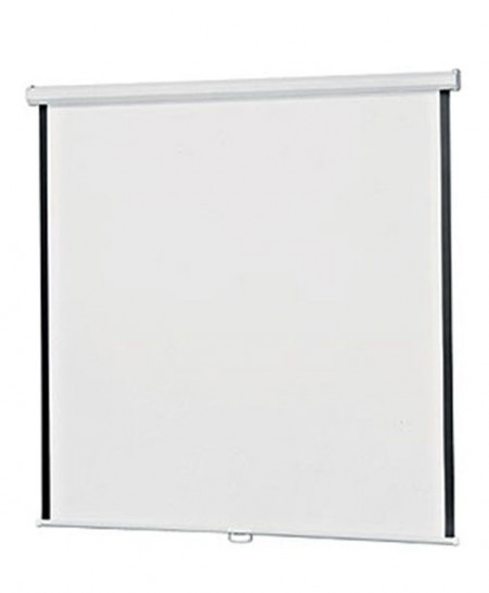 Projector Screen 6Ft x 6Ft 72 Inch 1:1MW Speed CZ-158